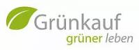 """Logo des Unternehmens """"Grünkauf - grüner leben"""""""