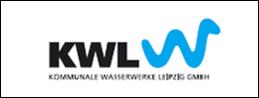 Logo der Kommunalen Wasserwerke Leipzig Gmbh KWL
