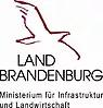 Logo des Ministeriums für Infrastruktur und Landwirtschaft des Landes Brandenburg