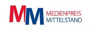 Logo des Medienpreises Mittelstand