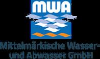 Logo der Mittelmärkischen Wasser- und Abwasser GmbH MWA