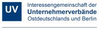 Logo der Interessengemeinschaft der Unternehmerverbände Ostdeutschlands und Berlin
